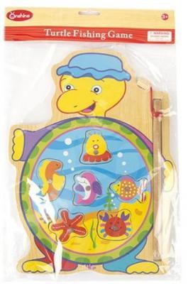 Интерактивная игрушка Наша Игрушка Рыбалка Черепашка от 3 лет TNWX-1429 игрушка черепашка b kids