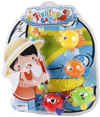 Интерактивная игрушка Наша Игрушка Рыбалка с крючком удочка от 3 лет BW30036-2 интерактивная игрушка наша игрушка рыбалка эл утенок от 3 лет жёлтый 9981 17a