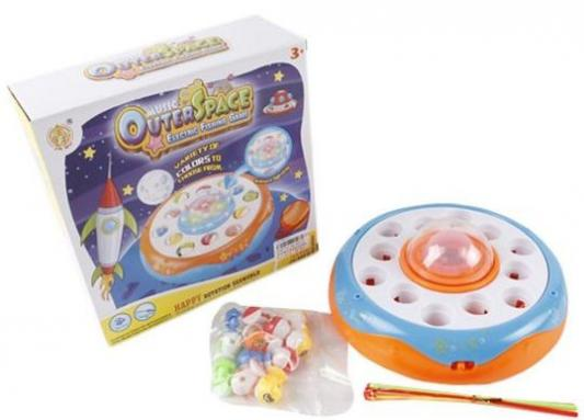 Интерактивная игрушка Наша Игрушка Рыбалка Инопланетная от 3 лет JQ-A63.B интерактивная игрушка наша игрушка рыбалка черепашка от 3 лет tnwx 1429