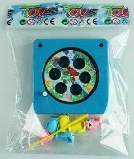 Интерактивная игрушка Наша Игрушка Рыбалка от 3 лет синий M7203 интерактивная игрушка наша игрушка рыбалка инопланетная от 3 лет jq a63 b