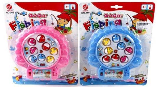 Интерактивная игрушка Наша Игрушка Рыбалка от 3 лет цвет в ассортименте 365 интерактивная игрушка наша игрушка телефончик ало ало от 3 лет цвет в ассортименте 6688 1