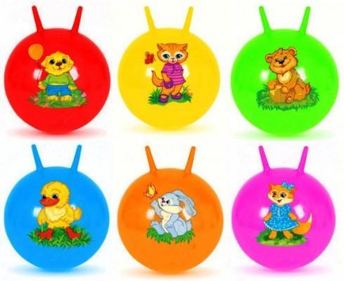 Мяч-попрыгун Наша Игрушка Мяч-попрыгунчик разноцветный от 3 лет пластик 63793 игрушка