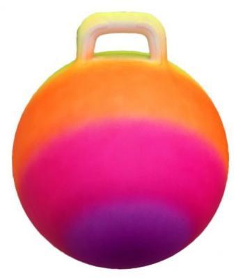 Мяч-попрыгун Наша Игрушка Радужный разноцветный от 3 лет пластик 635017 игрушка