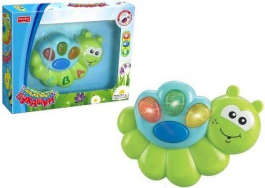 Интерактивная игрушка Наша Игрушка Улитка от 1 года зелёный ZYA-A0413-3 автомобиль наша игрушка автомаркет красный zya a2689 2