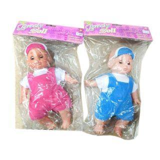 Купить Кукла Наша Игрушка Кукла 28 см Y12101AB, пластик, текстиль, Классические куклы и пупсы