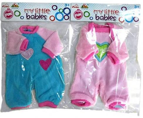 Одежда для кукол Наша Игрушка Костюм Сердечко для куклы 39-45 см 1602