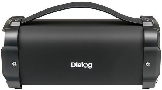 Колонка Dialog Progressive AP-1020 18W Bluetooth FM USB SD-reader колонка dialog ap 100