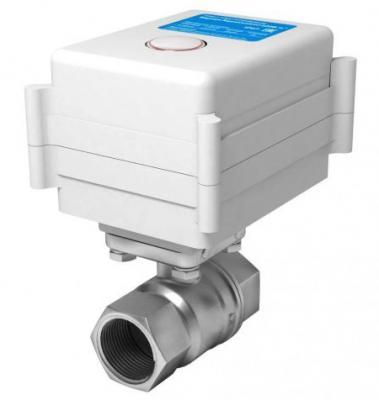 Кран с электроприводом Neptun Aquacontrol 220B 3/4 кран с электроприводом neptun кран с электроприводом neptun aquacontrol 220в ½