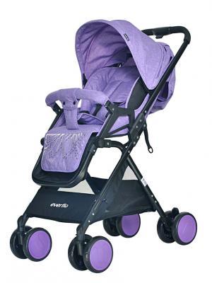 Прогулочная коляска Everflo Сruise (purple) коляска прогулочная everflo сruise e 550 deep blue