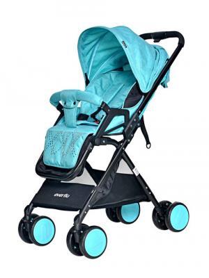 Прогулочная коляска Everflo Сruise (blue) прогулочная коляска everflo friend blue