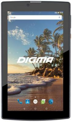 "цена Планшет Digma Plane 7552M 3G 7"" 8Gb Black Wi-Fi Bluetooth 3G Android PS7165MG онлайн в 2017 году"