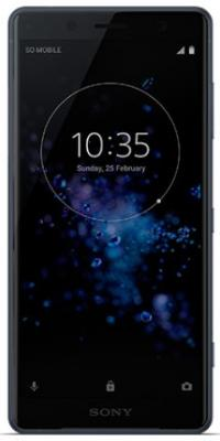 Смартфон SONY Xperia XZ2 Compact 64 Гб черный H8324