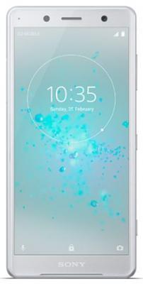 Смартфон SONY Xperia XZ2 Compact 64 Гб серебристый H8324 смартфон
