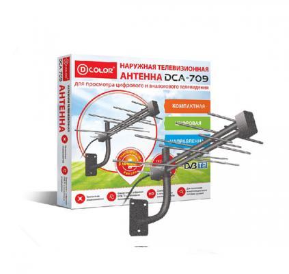 Антенна D-Color DCA-709 медиаплеер d color a201