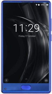 Смартфон Doogee Mix Lite 16 Гб синий MCO00055537 мобильный телефон doogee mix lite синий