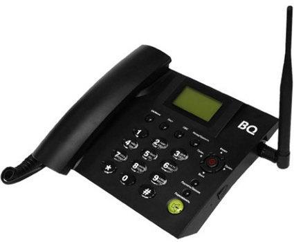 """Телефон BQ BQ-2052 Point черный 1.9"""" 32 Мб MCO00054254"""