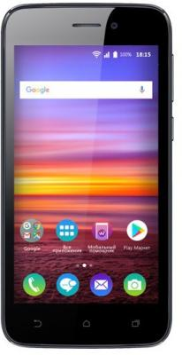 BQ 4583 Fox Power Gray Смартфон смартфон bq bq 4583 fox power dark blue