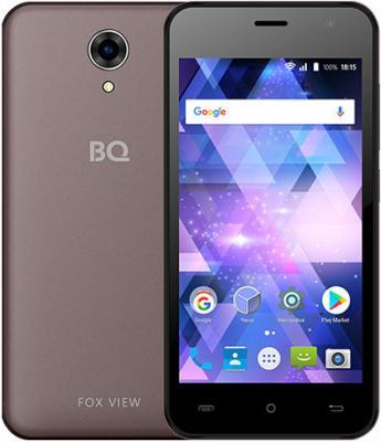 BQ 4585 Fox View Moka Смартфон
