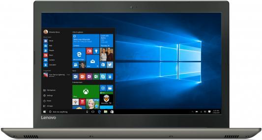 Ноутбук Lenovo IdeaPad 520-15IKB (80YL00GURK) ноутбук lenovo 520 15 80yl001rrk