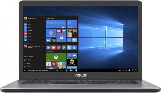 Ноутбук ASUS X705UA-BX404T (90NB0EV1-M04910) ноутбук asus x555ln x0184d 90nb0642 m02990