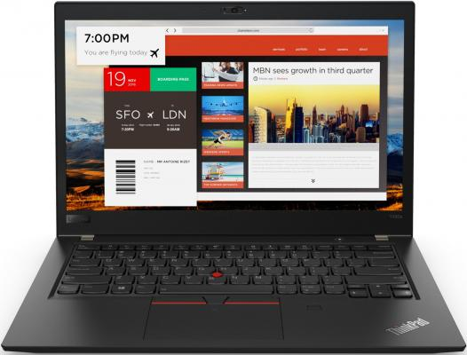 Ноутбук Lenovo ThinkPad T480s (20L7001SRT) цена и фото