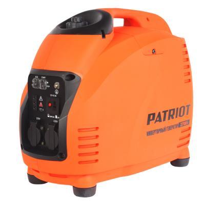 Генератор инверторный PATRIOT 2700i пила patriot es 2016 220301510