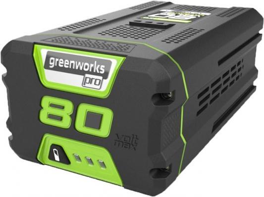 цена на Литий-ионная аккумуляторная батарея 80V Digi-Pro Greenworks G80B4