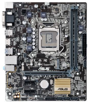 Материнская плата ASUS H110M-A/M.2/CSM Socket 1151 H110 2xDDR4 1xPCI-E 16x 2xPCI-E 1x 4 mATX Retail xintown 2018 cycling jersey clothing set summer outdoor sport cycling jersey set sports wear short sleeve jersey bib shorts sets