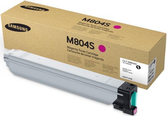 Картридж Samsung SS629A CLT-M804S для SL-X3280NR пурпурный