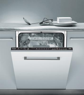 Посудомоечная машина Candy CDI 3DS633D-07 белый посудомоечная машина candy cdp 2l952w