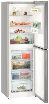 Холодильник Liebherr CNel 4213-21 001 серебристый холодильник liebherr cufr 3311 двухкамерный красный