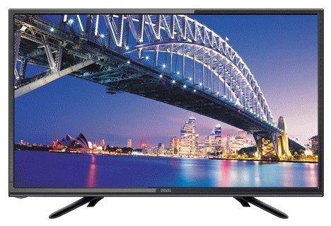 Телевизор POLAR P22L21T2C черный
