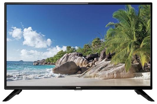 Телевизор BBK 39LEX-5045/T2C черный