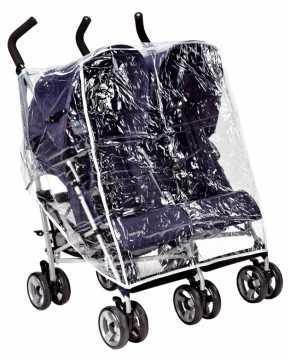 Дождевик для коляски Inglesina Twin Swift высокий стул для кормления inglesina gusto turchese blue