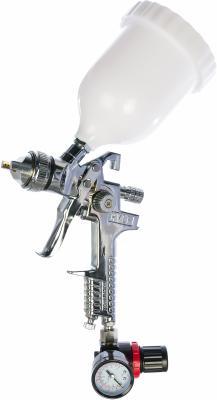 Краскопульт пневматический Fubag Master G600/1.4 HVLP краскопульт пневматический fubag basic g600 1 5 hp 110103
