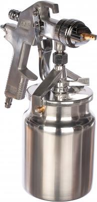 Краскопульт пневматический Fubag Expert S1000/1.5 HVLP гвоздескобозабивной пистолет fubag sn4050