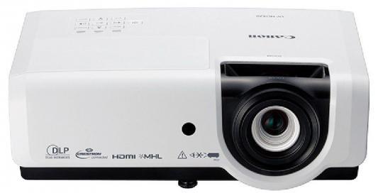 Проектор Canon LV-HD420 1920х1080 4200 люмен 8000:1 белый проектор canon lv wx320