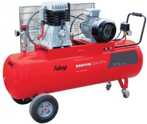 Компрессор Fubag B6800B/200 4.0кВт fubag fb350 400v