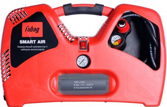 Компрессор Fubag Smart Air 1,1кВт шланг fubag 170113