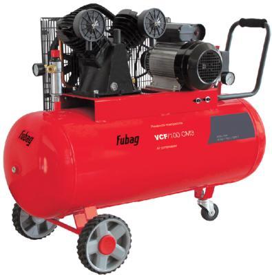 Компрессор Fubag VCF/100 СM3. 2.2кВт компрессор fubag b5200b 100 ст4 45681502