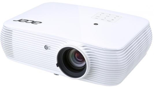 лучшая цена Проектор Acer P5530 1920х1080 4000 люмен 20000:1 белый