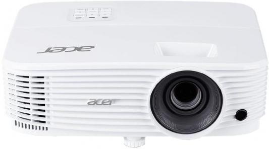 Проектор Acer P1350W 1280x800 3700 люмен 20000:1 белый MR.JPM11.001 цена и фото