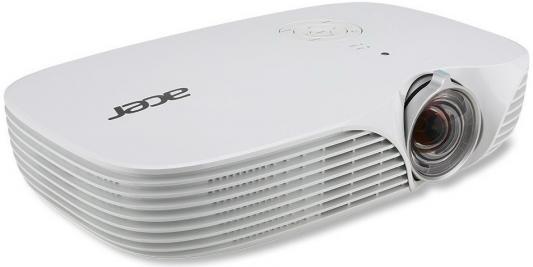 Проектор Acer K138ST 1280x800 800 люмен 100000:1 белый цена и фото