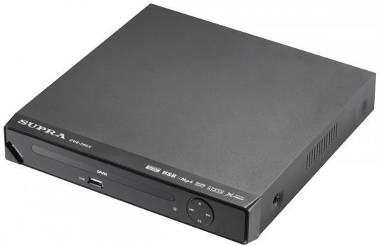 Проигрыватель DVD Supra DVS-300X черный