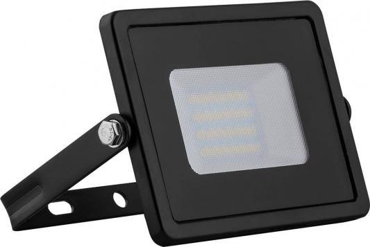 Прожектор светодиодный FERON 29495 2835 SMD 30W 4000K IP65, черный с матовым стеклом, LL-920 цена