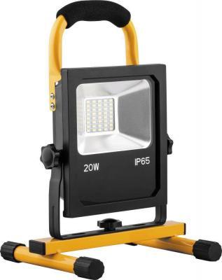 Прожектор светодиодный FERON 32088 переносной 20W, 6400K, 40*SMD5730, IP65, LL-912 настенный прожектор feron ll 883 32142
