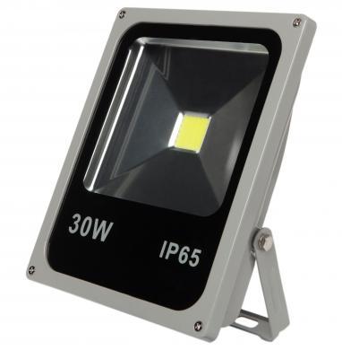 Прожектор светодиодный ЭкоРост 515-030 30вт 220V холодный белый 6400К 2800Лм прожектор maysun sls 13 холодный белый