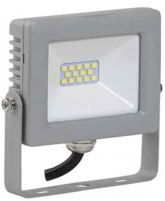 цена на Прожектор светодиодный IEK СДО 07-10 10Вт 220В IP65 серый