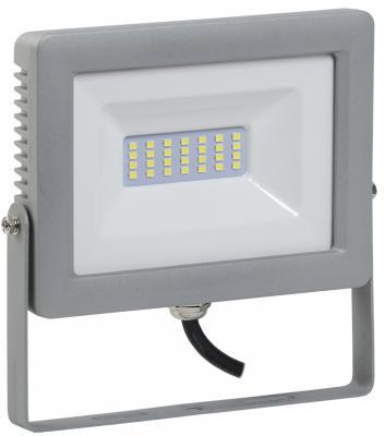 Прожектор светодиодный IEK СДО 07-30 30Вт 220В IP65 серый iek lpdo702 20 k03 прожектор сдо 07 20д светодиодный серый с дд ip44 iek