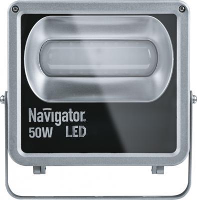 Прожектор светодиодный NAVIGATOR 71 318 NFL-M-50-4K-IP65-LED светодиодный фитосветильник navigator 61 034 dsp fito 18 ip65 led
